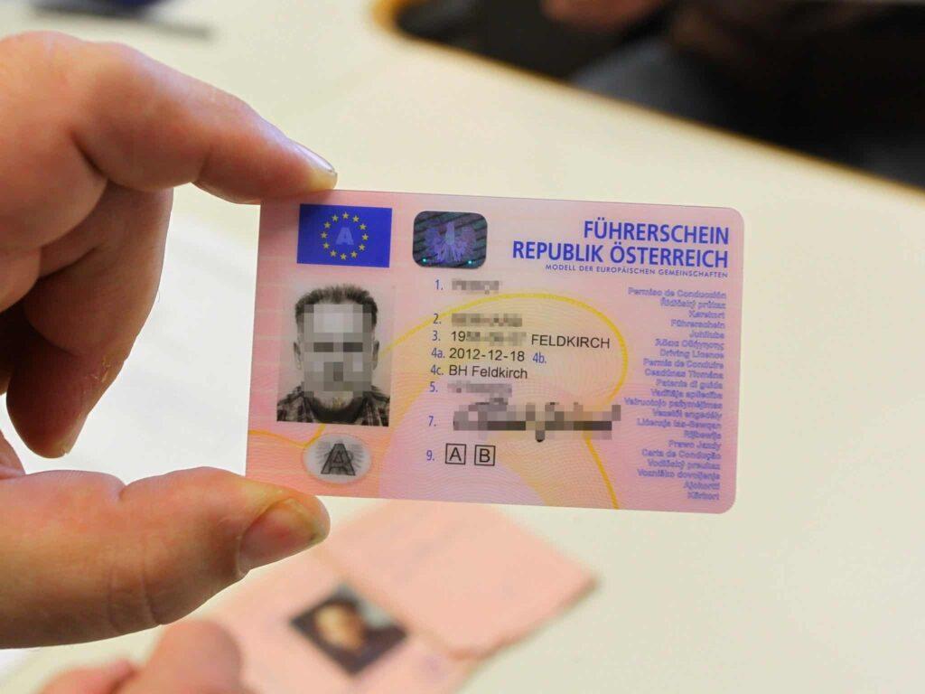 österreichischen Führerschein kaufen